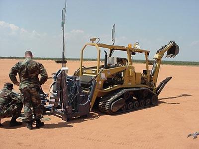Kraft Telerobotics Military